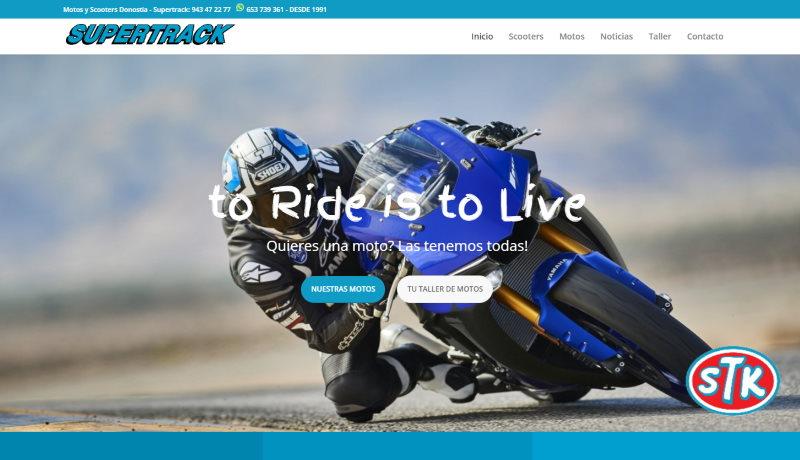 tienda de scooters taller de motos en donostia